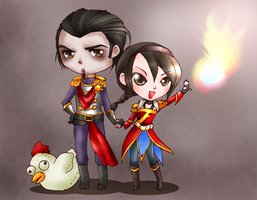 Fable 3... I Don't Even Know by mapchild