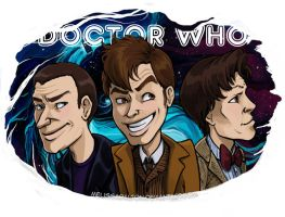 The Doctors by MelissaDalton