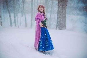 Frozen: Life's Too Short by cafe-lalonde