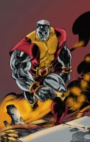 Colossus by Chriss2d by Blindman-CB