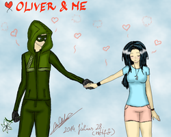 Holding hands by MrsCromwell
