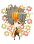 Chibi - Tsuna by siguredo