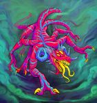 Hexa Attack by squeedgemonster