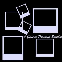 Polaroid Brushes by JenniferSpriggs