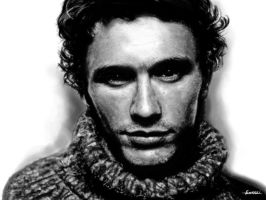 James Franco by p1xer