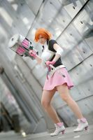 RWBY - nora by dangodei