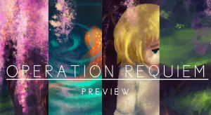 Someday - Operation Requiem Artbook Preview by rollround