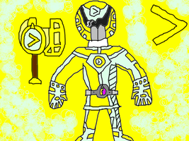 Power Rangers Electro-Zeo 2 by conlimic000