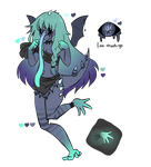 Laceore Adopt II - OPEN DTA by MaiaSadoptsNstuff