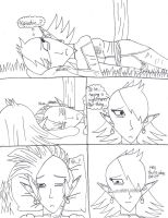 Fluffy comic is fluffy. by chibimaker