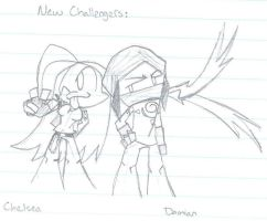 New Challengers by DKTongue