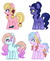 CLOSED AUCTION Adopts by Choco-Opals