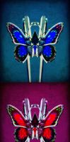 Butterfly by Cixipod