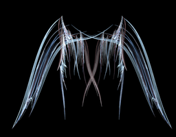 Fractal Wings Stock by XerStock