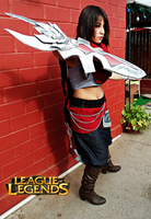 talon dragonblade by britanyX