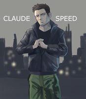 Claude Speed by FrostmanSnowman