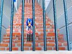Sonic In Jail by Sonic-Lover9