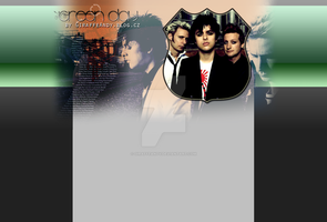 Green Day Layout 1 by GiraffeAndy