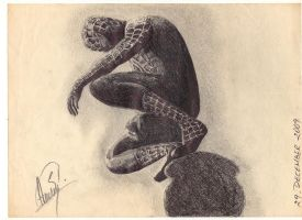 Spiderman by SARAFOV