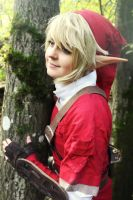 Red Link by Born-to-be-sheep
