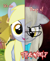 The Two Sides of Discordant Derpy by Kiddysa-NekoVamp