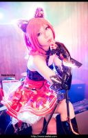 LoveLive Maki Cosplay 07 by eefai