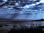 Bad Weather at the Sea by Limited-Vision-Stock