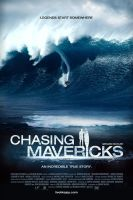 Chasing Mavericks Movie Poster by oroster