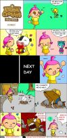 Animal Crossing Comic by s0s2