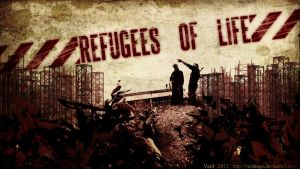 Refugees of life by VerdRage