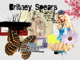 Britney Spears II by revallsay