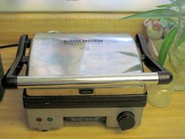 George Foreman Grill by BigMac1212