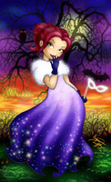 Halloween Prom by enigmawing