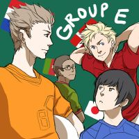 Group E by medli