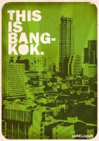 This is Bangkok by T1M3B0MB