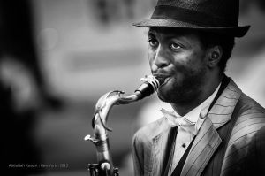 Musician by PhiloGraphic