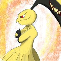 Mawile for Xyore by nuvamax