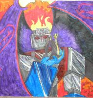 Heartless Starscream by lilmarisa