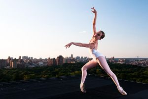 Rooftop Dancer IV by HowNowVihao