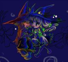 Happy Halloween 2011 WIP 4 by Pure-Lucid