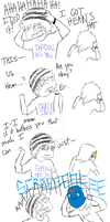 :squirtyay: and Hean's beanie by AddictedMenace
