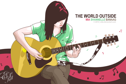 The World Outside by zldz
