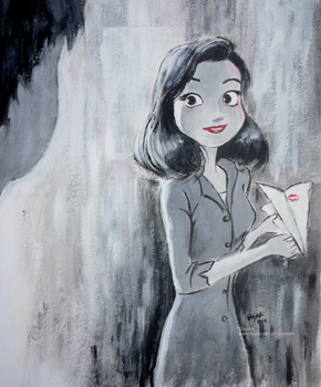 From movie Paperman by DiptiArt