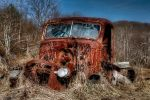 Old Rusty Truck 2 by teresastreasures72