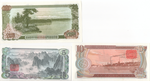 Various banknotes from the DPRK (North Korea) (3B) by Kdick0987654321