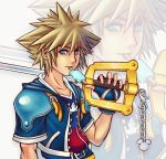 Kingdom Hearts III Sora by BenJi2D