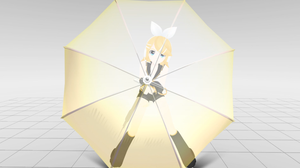 Kagamine Rin Test Video by MMD-MCL