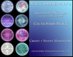 Magic Spheres 2 by CelticStrm-Stock by CelticStrm-Stock