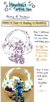 HL's Artist Tips: Thundurus by Haychel