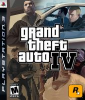 Grand Theft Auto IV by imustbreaku
